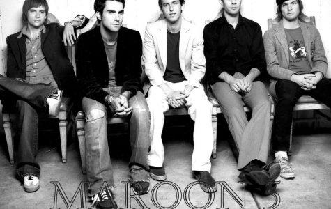 Maroon 5 Rocks Blossom