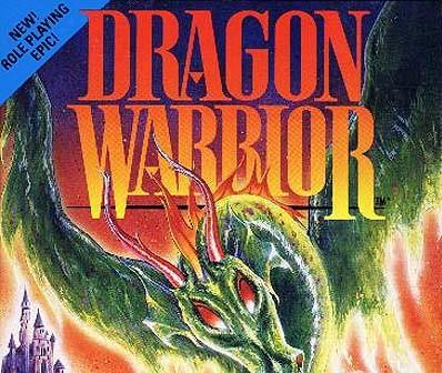 Dragon Warrior the Original Skyrim