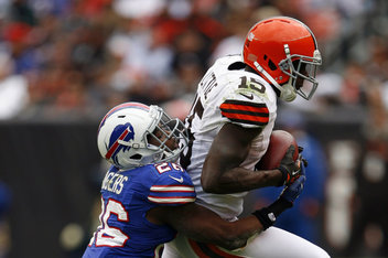 NFL: Buffalo Bills at Cleveland Browns