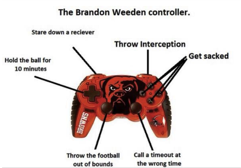 browns controller