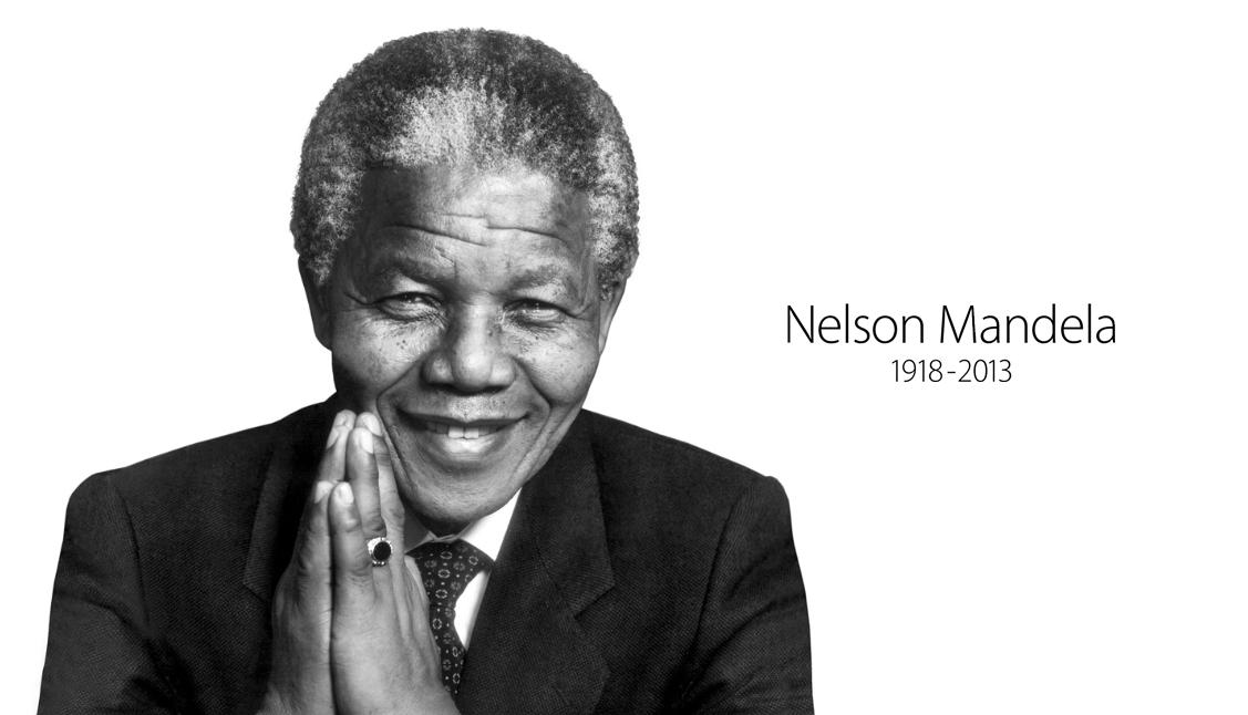 nelson Mandela man