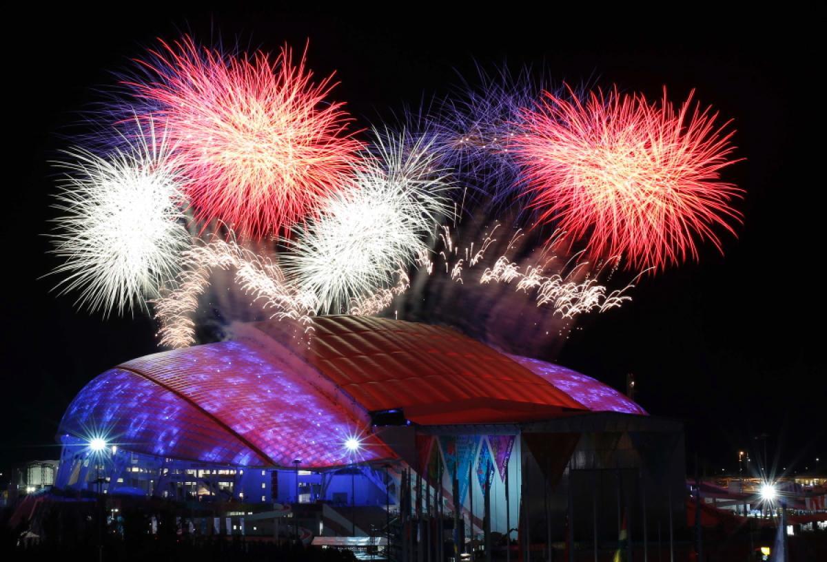 olympics openning ceremony