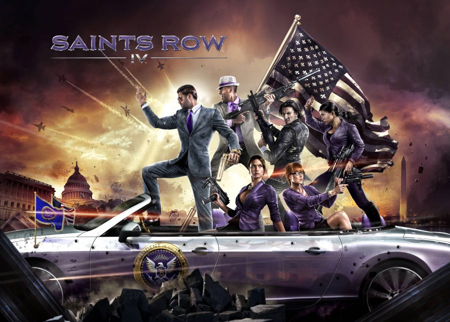 Saint's Row IV a Stunning Conclusion to the Series