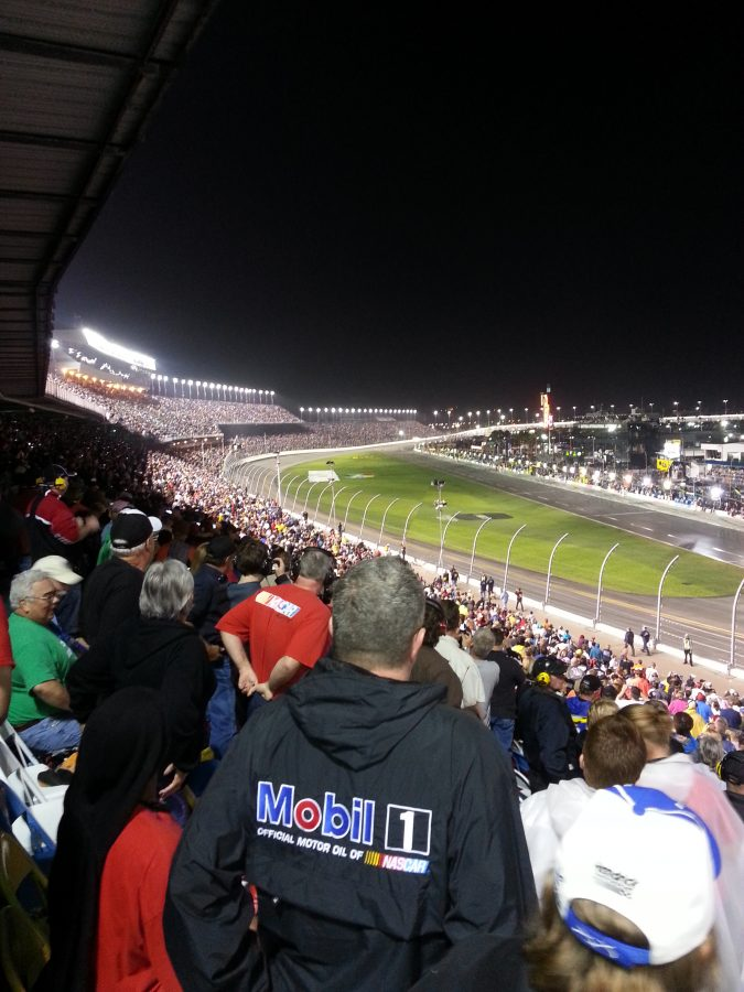 Witnessing History at the Daytona 500