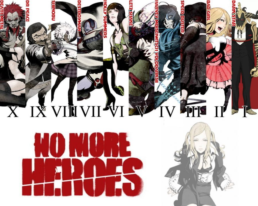 Video+Game+Review%3A+No+More+Heroes