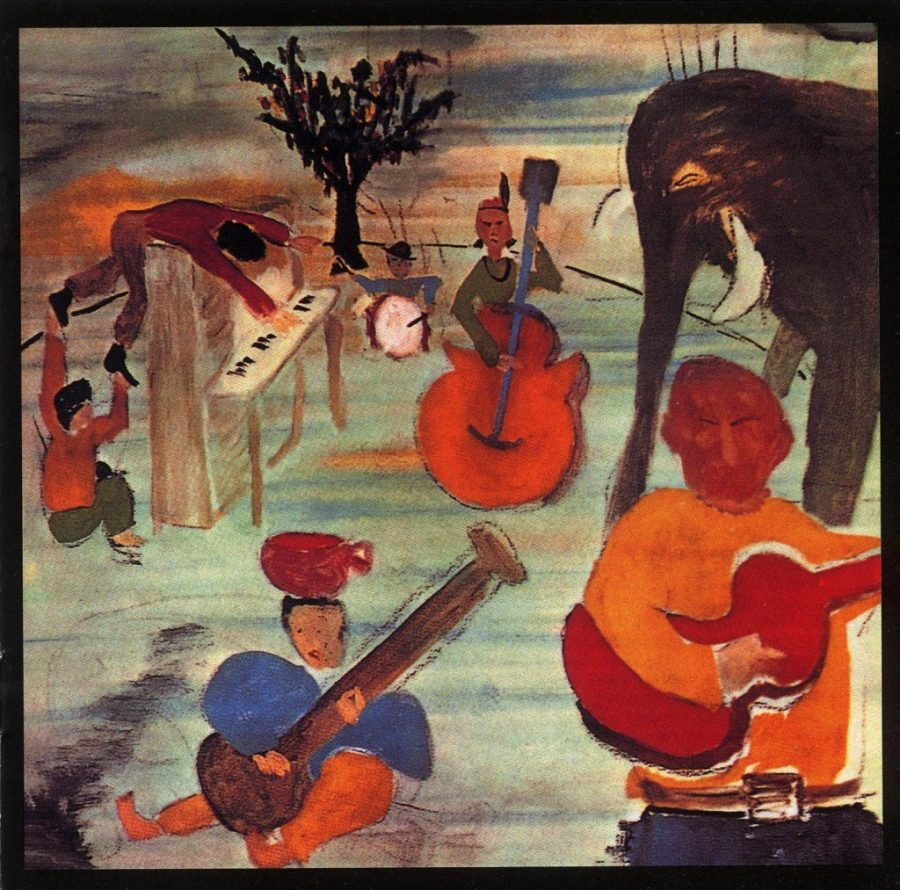 #TBT Music From Big Pink by The Band