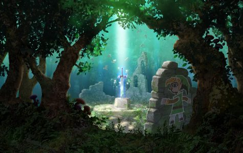 Weekly Video Game Review: The Legend of Zelda: A Link Between Worlds