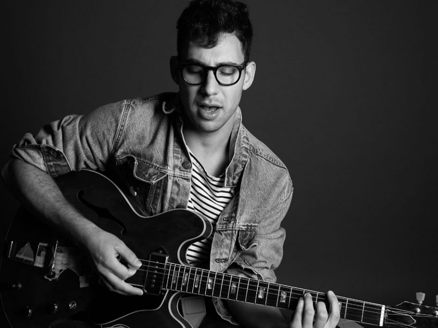 Jack Antinoff's new band Bleachers Comes Out of Nowhere