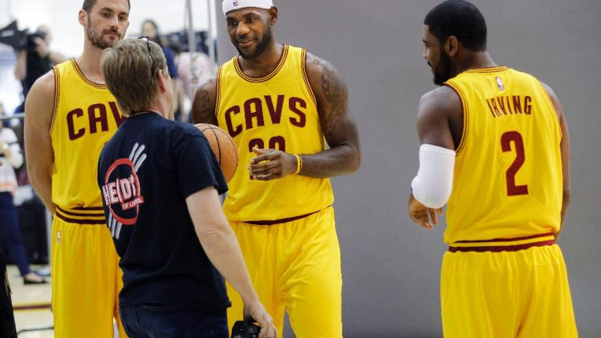 Cleveland+Cavaliers+Expected+to+Have+a+Great+Season