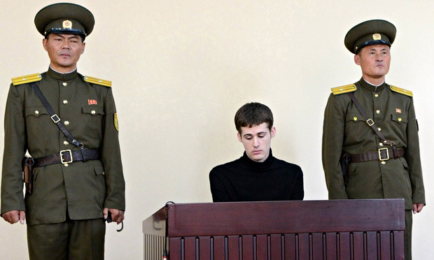 US+Citizen+Matthew+Miller+Sentenced+to+Six+Years+Hard+Labour+in+North+Korea