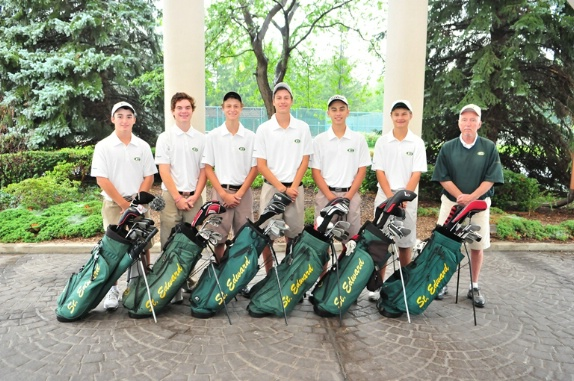 St. Edward Golf in Review