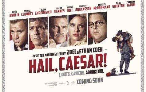 Review of the Coen Brothers' Hail Caesar! by Soren Gran '16