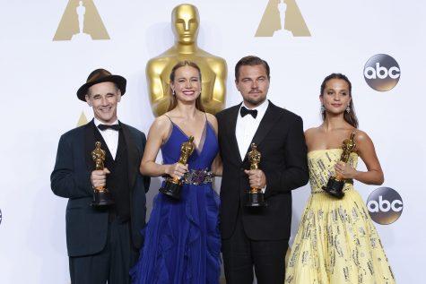 An Oscar Night of Shockers by Aidan McIntyre