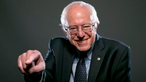 Bernie Sanders Details Plans for First Presidential Term by Dylan Zsigray