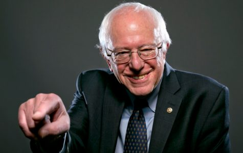 Bernie Sanders Details Plans for First Presidential Term by Dylan Zsigray '18