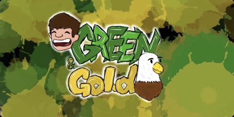 Green+%26+Gold+Radio+Episode+10+Featuring+the+GOAT+Bryan+Heideloff%21