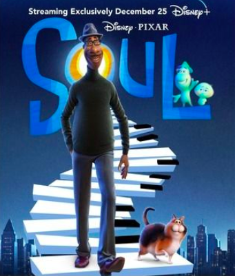 Lost? Look for Soul on Disney+