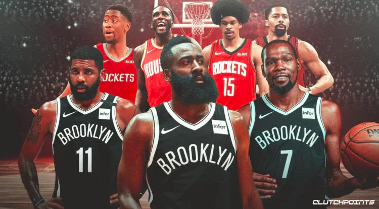 Dominant Brooklyn Nets: Harden's Super-Team?