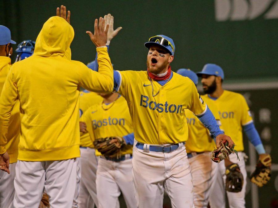 Early Season MLB Top-10