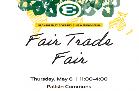 Fair Trade Event Thursday May 6 On Campus!