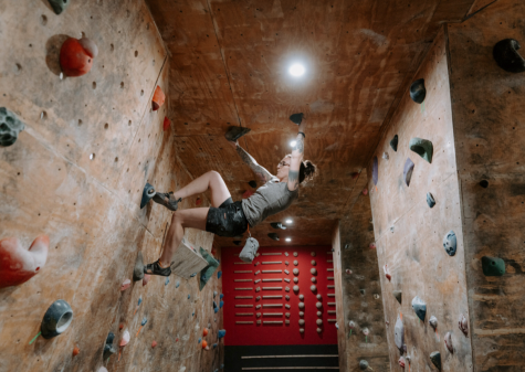 SEHS Climbing Club Climbs in Popularity!